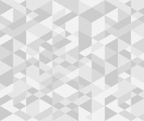 Triangular geometry background.