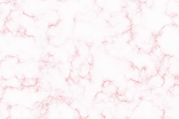 Marble pattern. White and pink marble texture background. Trendy template for design invitation wedding or business card.