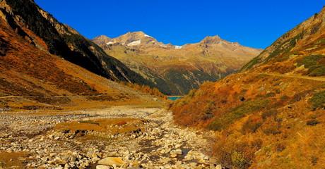Schlegeis Stausee Tirol