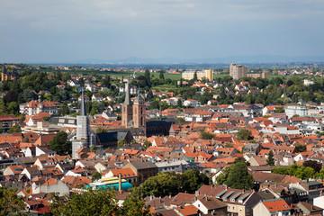Germany, Rhineland-Palatinate, Neustadt an der Weinstrasse, townscape