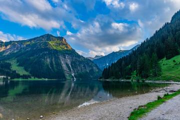 Vilsalpsee Thannheimer Tal Tirol Österreich