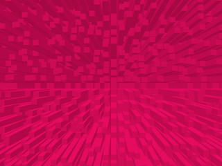 An interesting digital background red color