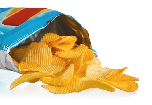 a bag of chips
