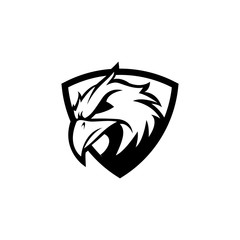 Eagle Shield gaming logo