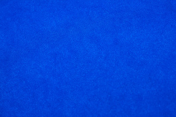 blue abstract fabric texture background