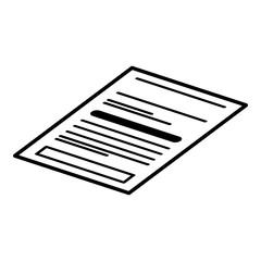 invoice documents design