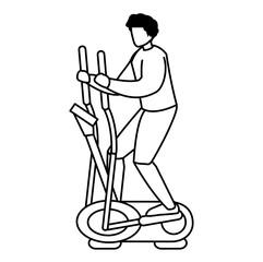 elliptical bike design