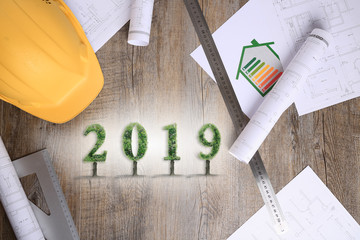 2019, projet immobilier