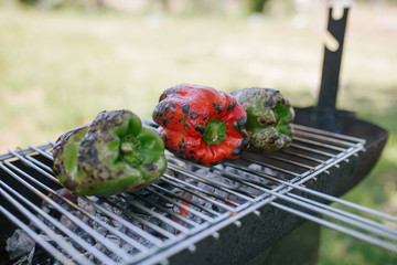 Grilled Pepper Barbecue