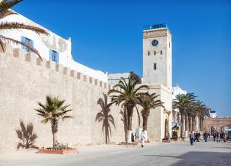 Wall medina in Essaouira, Morocco