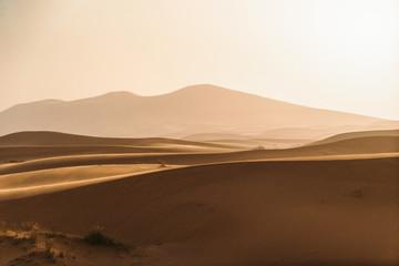 Desert tour in Erg chebbi dunes, Merzouga, Morocco