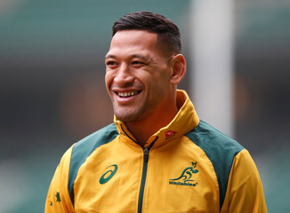 Australia Captain's Run