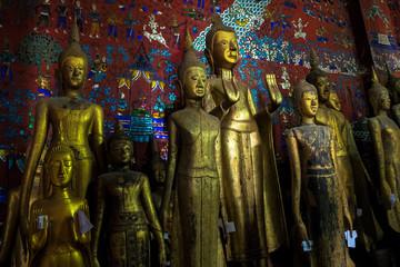 Laos - Luang Prabang - Wat Xieng Thong