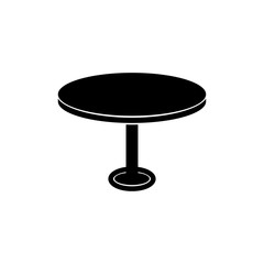 Table vector illustration isolated on background. Table icon. EPS
