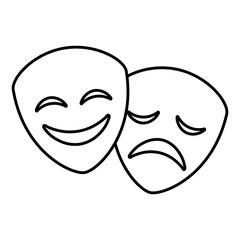 Theater faces design