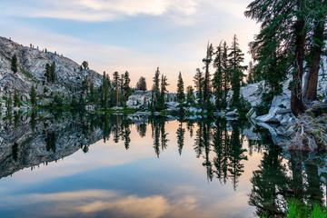 Wonderful Evening in the Sierras, CA