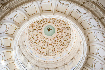 Austin Texas State Capitol Dome