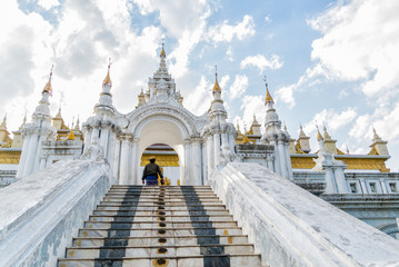 Monastère MAHA ATULAWAIYAN ATUMASHI KYAUNGDAWGYI mandalay Myanmar Birmanie