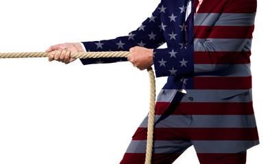 Seilziehen USA - Die Machtprobe