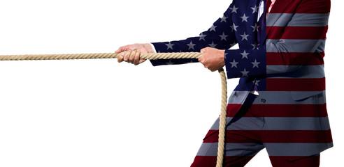 USA Amerikan First mit Trump