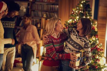 Christmas celebration insode