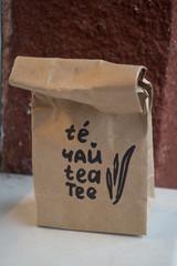 package of tea