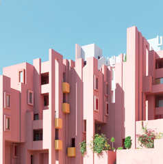 Modern housing