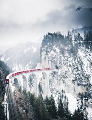 Glacier-Express in Switzerland