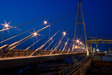Bridge, St Petersburg