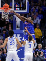 NCAA Basketball: Tennessee State at Kentucky