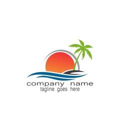 landscapes logo design
