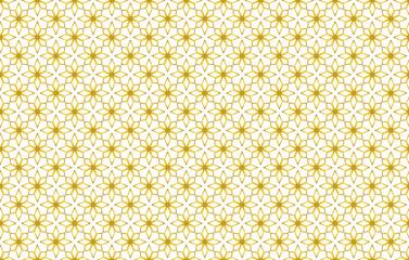 Golden Decor Pattern