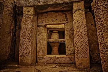 Megalithic Limestone in Malta