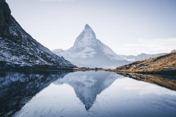 Matterhorn Wall mural