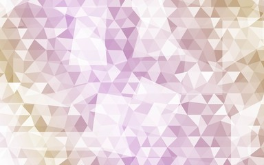 Background Transparent Triangles. Polygonal Design. Vector Illustration. For the Design of your Business Plans, Presentations, Wallpapers.