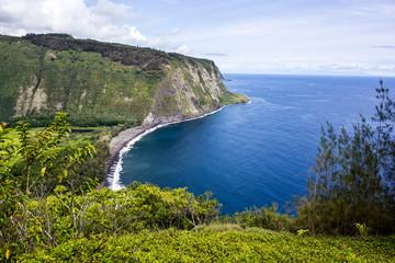 Hawaii Küste