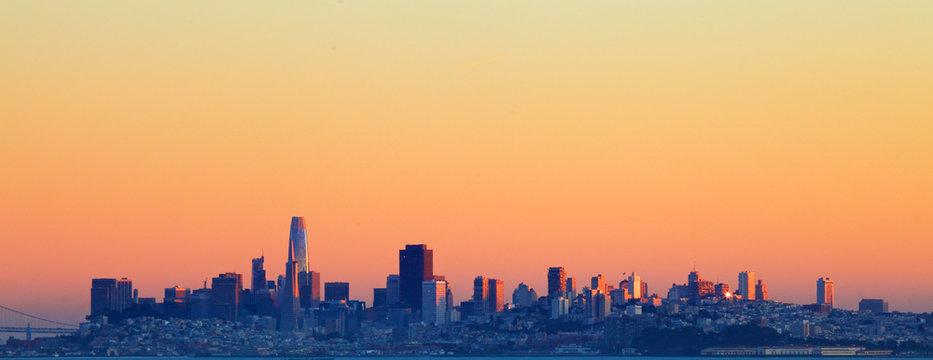 San Francisco Sunset 2018