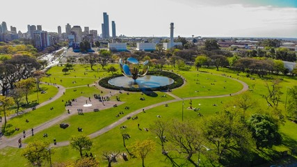 Türaufkleber Buenos Aires Dji Mavic Air