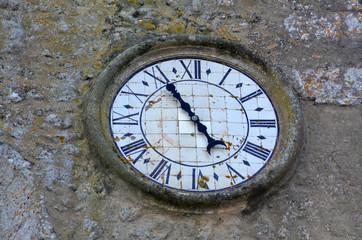 Castelo Palmela Clock 1