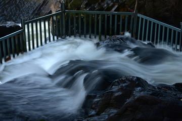 Hogenakkal Falls Bathing