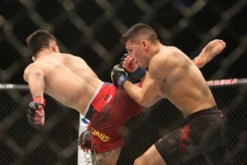 MMA: UFC Fight Night-Yadong vs Morales