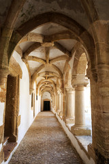 The Micha Cloister Ambulatory of Convent of Christ