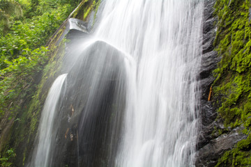 Waterfall of the three falls