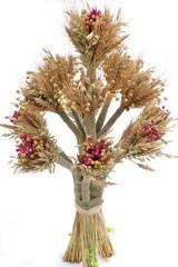 Didukh - a symbol of Ukrainian Christmas