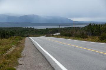 road from lark harbour