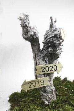 Jahreswechsel 2019-2020