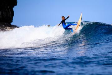 kids surfing in Australia