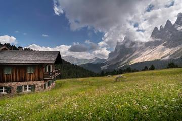 Raschötz - Höhenweg