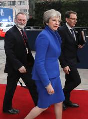 Extraordinary EU leaders summit in Brussels