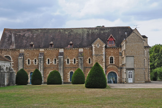 Abbazia di Pontigny, Borgogna - Francia